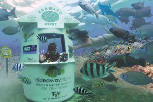 Khám phá bưu điện dưới đáy biển đầu tiên thế giới