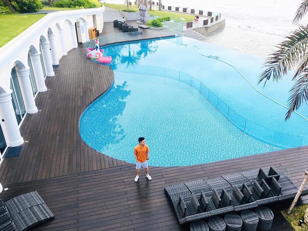 Khách sạn ven biển Vũng Tàu cho chuyến tránh nóng cuối tuần