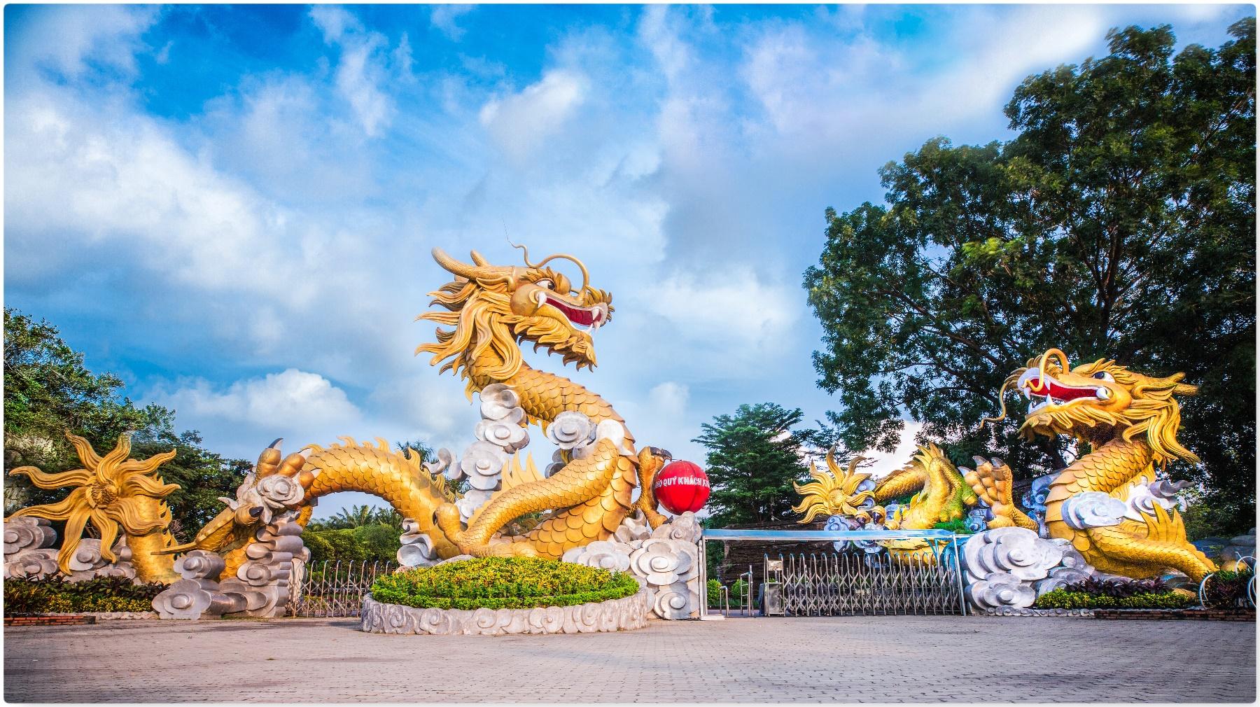 Khu du lịch Bửu Long - Địa điểm vui chơi hấp dẫn gần Sài Gòn