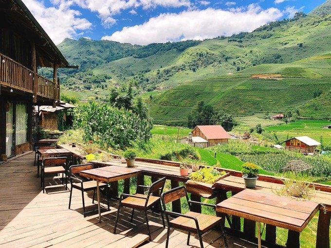 Những điểm nghỉ dưỡng 'chất' tại Sapa