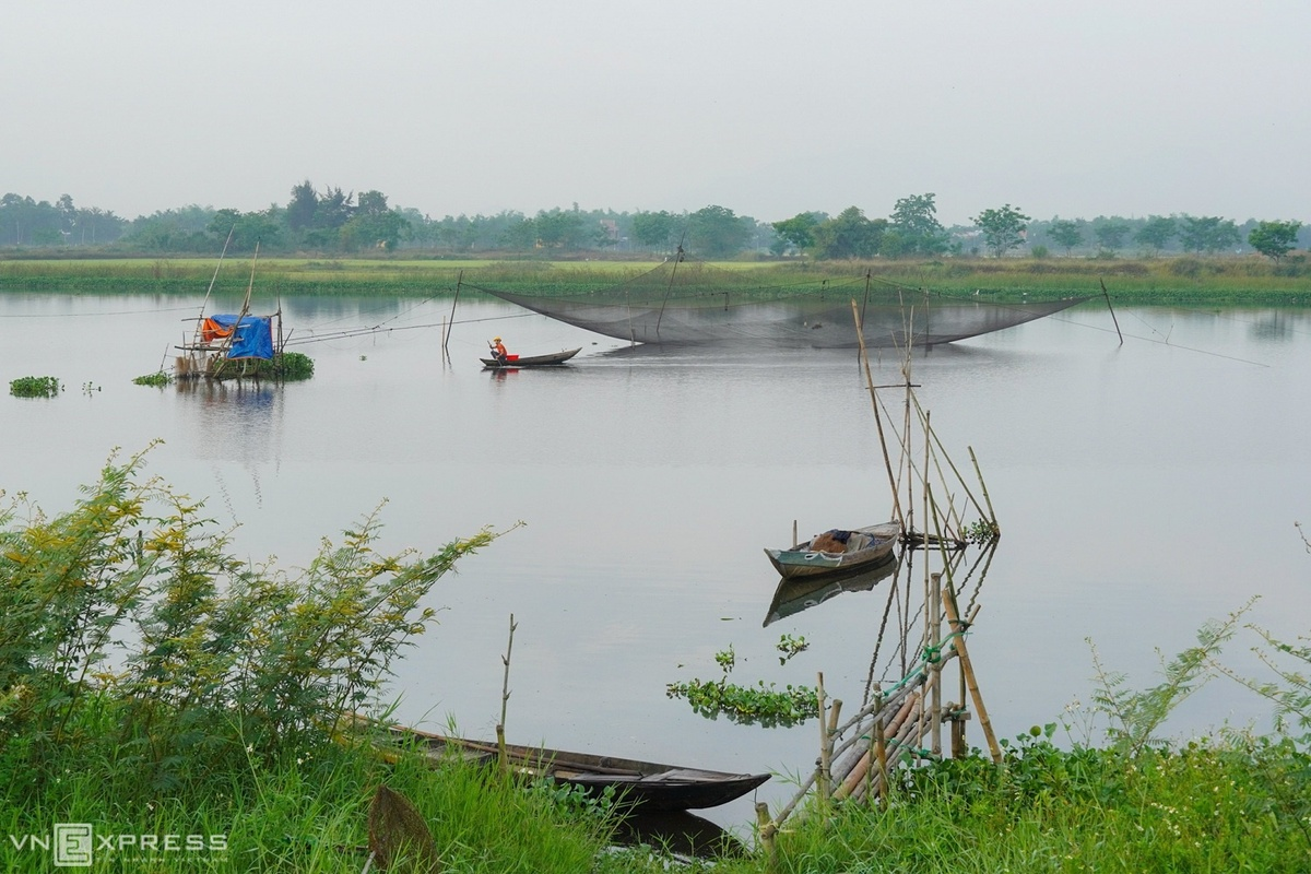 Vẻ đẹp làng quê Quảng Nam