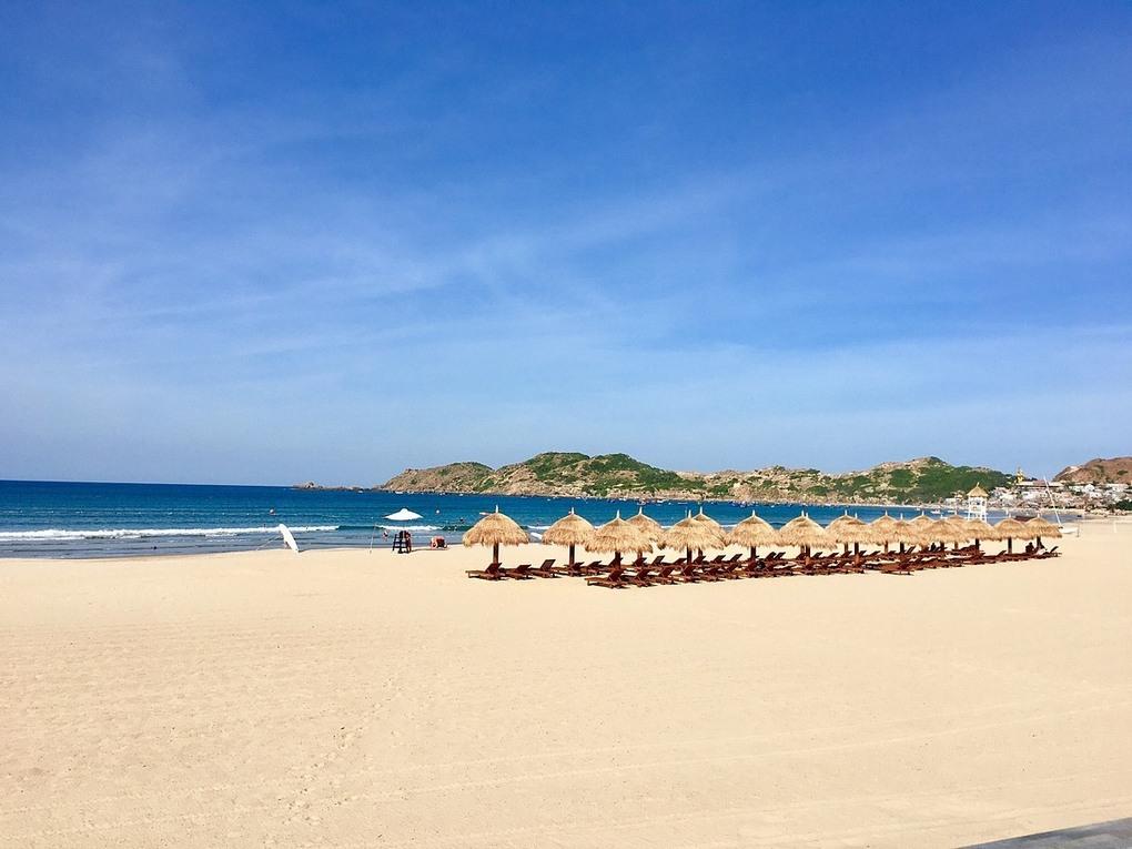 10 bãi biển có thể đến thăm vào kỳ nghỉ hè