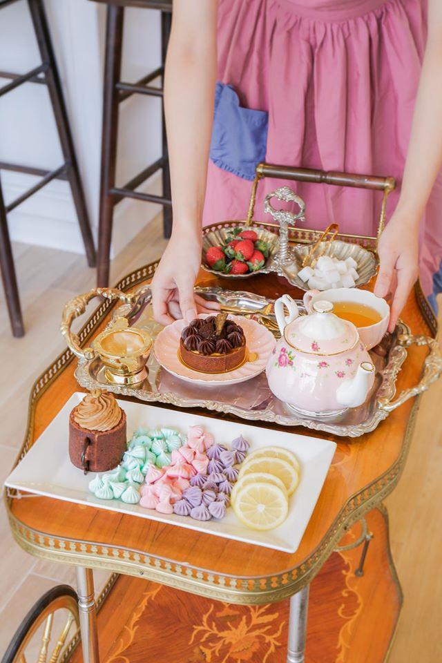4 quán trà sang chảnh, giúp bạn 'chill nhẹ' chiều Sài thành