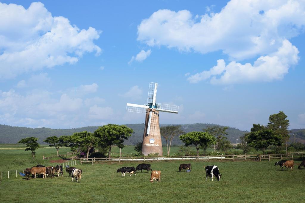 5 nông trại Đà Lạt đẹp tựa trời Âu