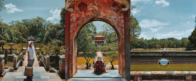 9x gợi ý những góc chụp 'đẹp như mơ' ở Huế