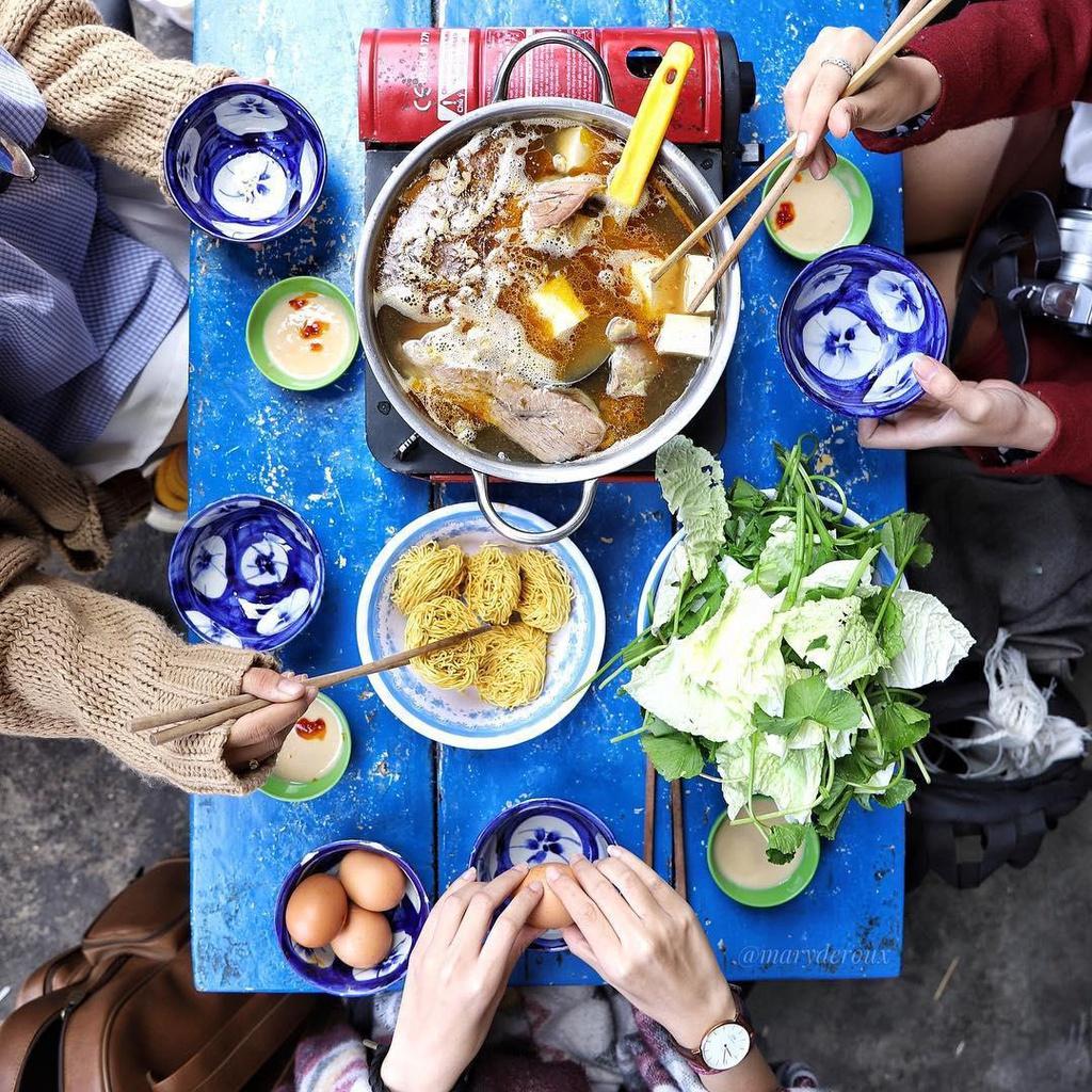 Bản đồ địa điểm ăn uống, check-in nổi bật tại Đà Lạt