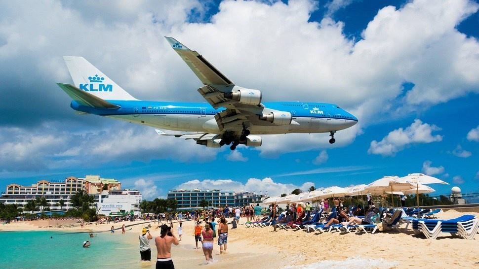 Các sân bay đáng sợ nhất để hạ cánh trên khắp thế giới