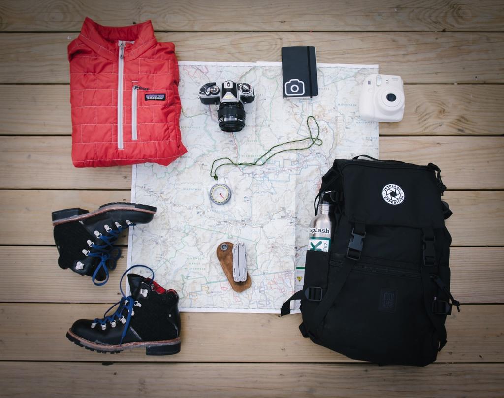Chọn giày, balo phù hợp cho chuyến trekking dài ngày