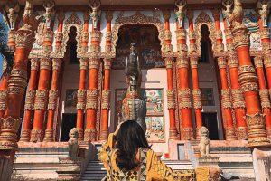 Đi hết những ngôi chùa lên hình đẹp tựa cung điện ở miền Tây