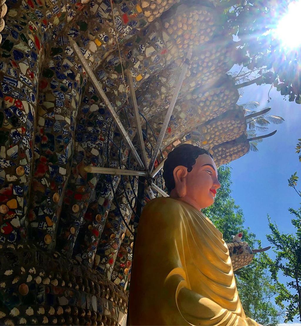 Khám phá vẻ đẹp 4 ngôi chùa nổi tiếng ở Nha Trang