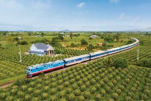 Lý do nên du lịch bằng tàu hỏa