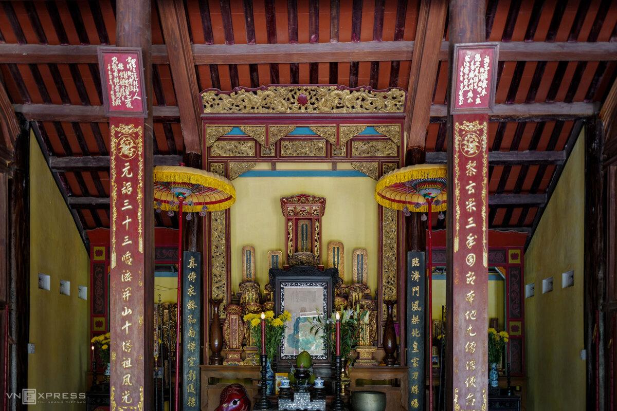 Ngôi chùa hơn 300 tuổi ở Bình Định