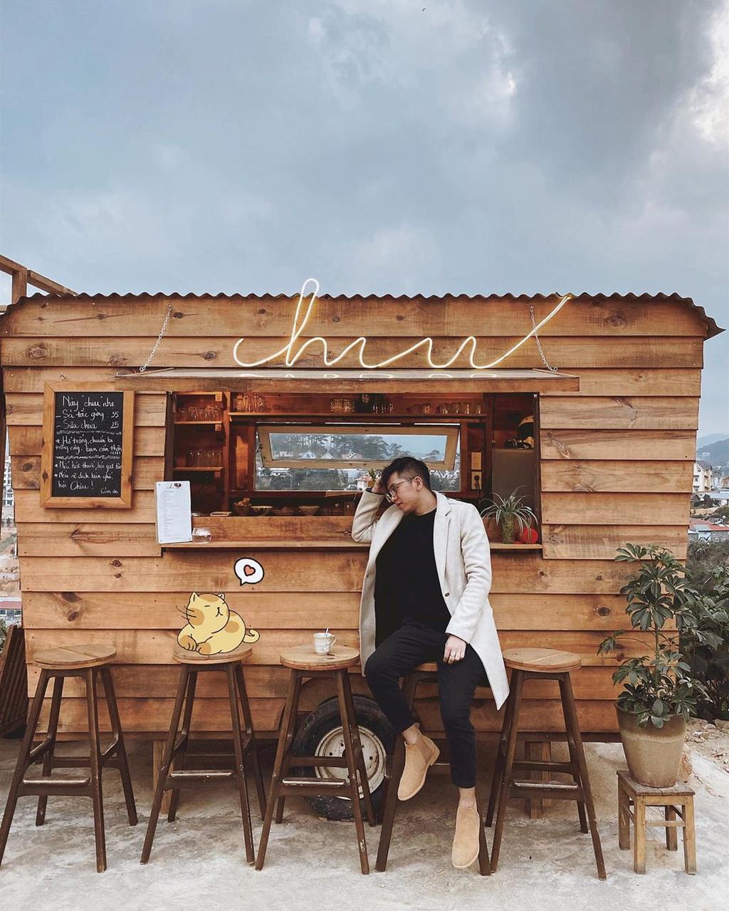 Những quán cà phê mới hút giới trẻ ở Đà Lạt