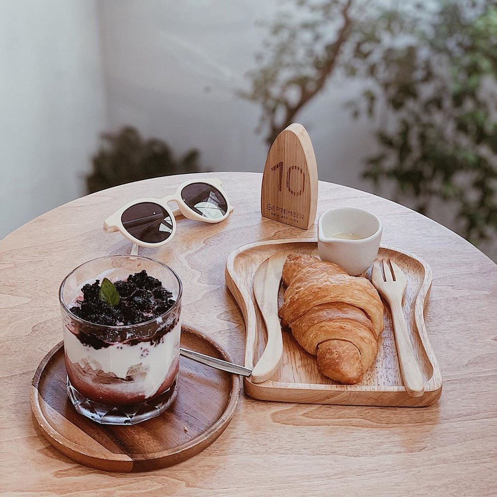 Những quán cà phê xanh tránh nóng ở TP.HCM