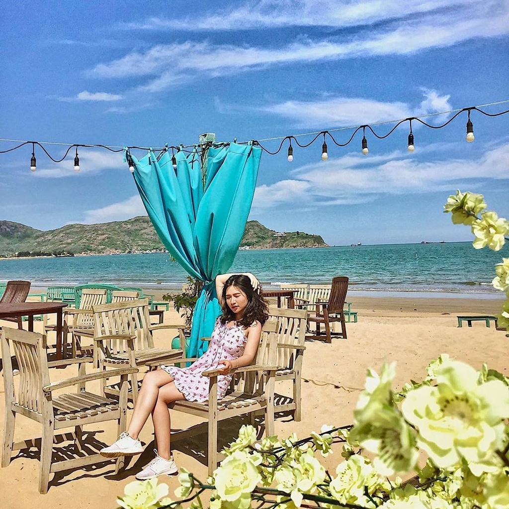 Sống ảo với 4 quán cà phê view biển ở Quy Nhơn