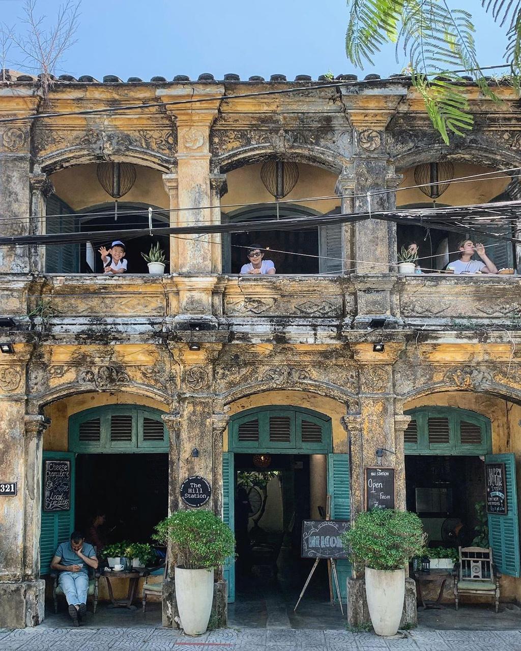 Check-in 7 quán cà phê có không gian đậm chất xưa ở Hội An