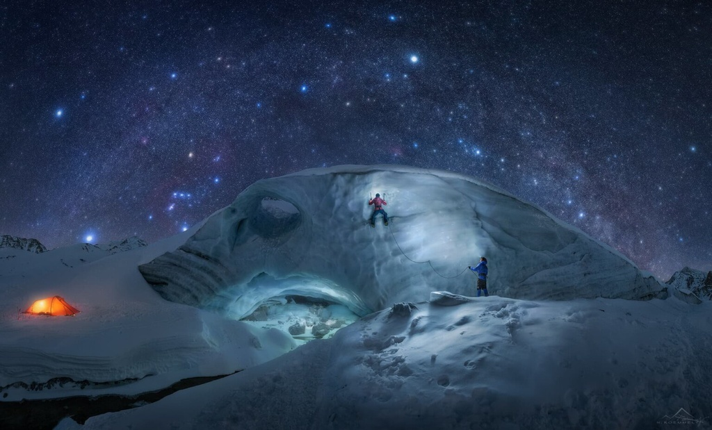 Dải ngân hà đẹp nhất thế giới