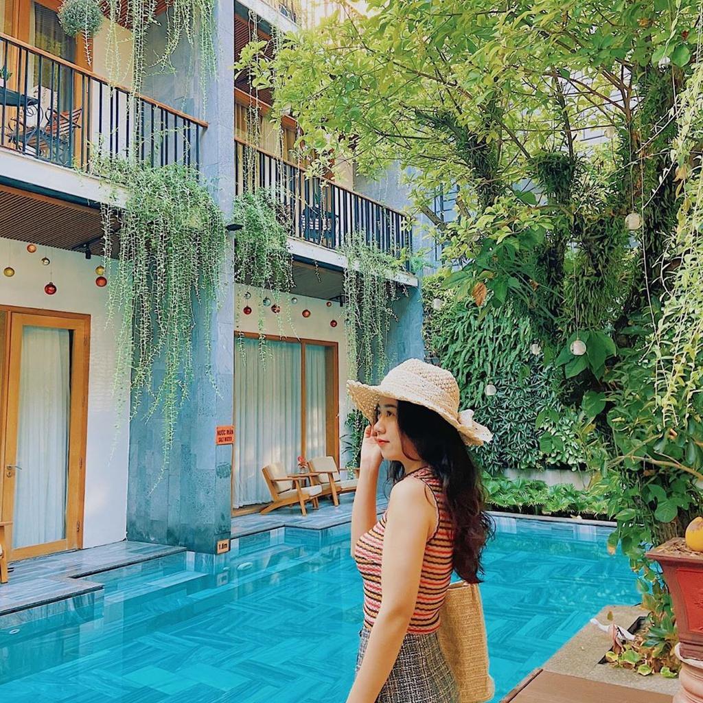 Loạt địa điểm lưu trú có hồ bơi dưới 1 triệu đồng/đêm ở Đà Nẵng