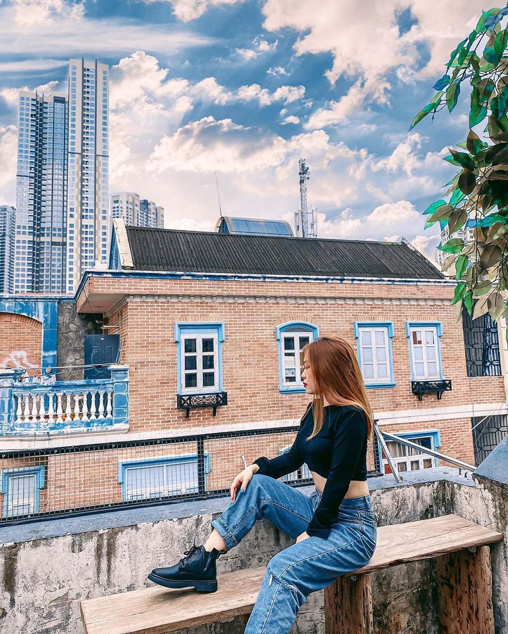 Ngắm Sài thành trên cao ở 4 quán view tầng thượng
