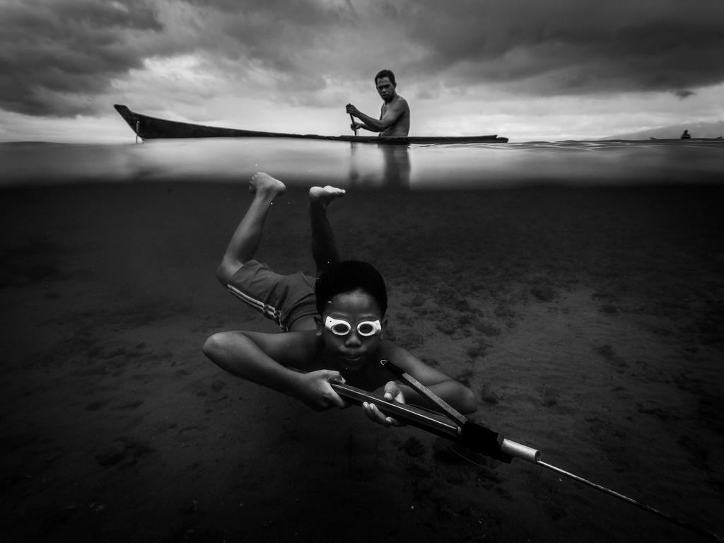 Những bức ảnh chủ đề nước hút thị giác, thắng giải thế giới