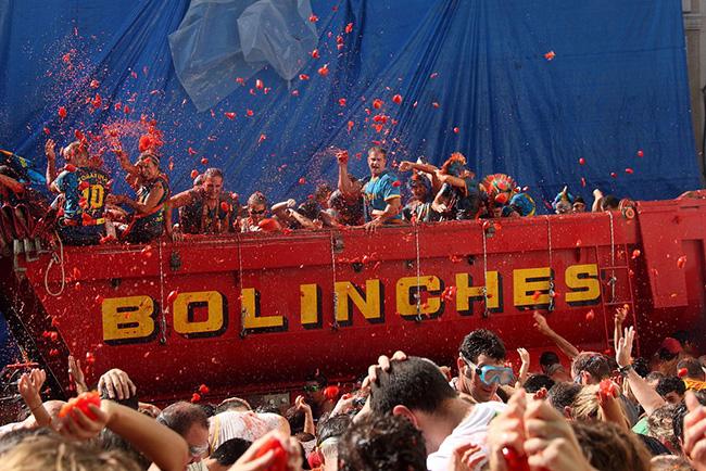 Những lễ hội điên rồ và hài hước nhất thế giới