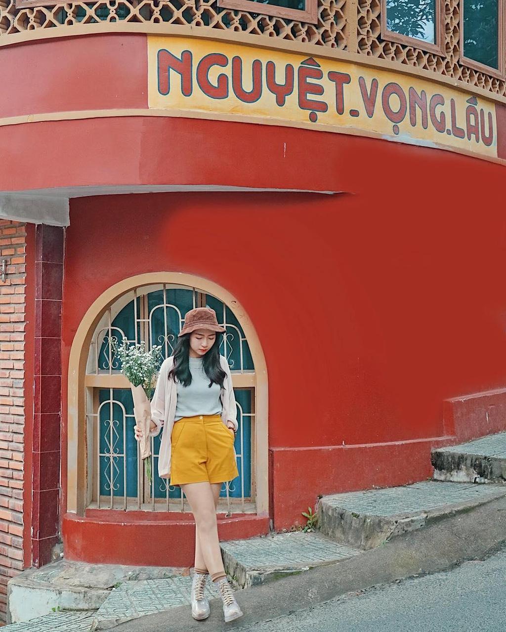 Những nơi chụp ảnh hút giới trẻ check-in ở Đà Lạt