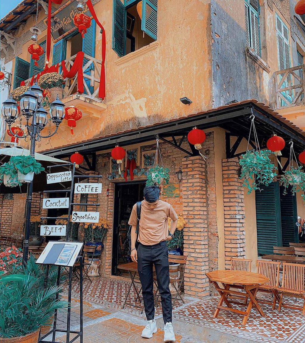 Những quán cà phê đẹp, nhiều góc sống ảo ở Cần Thơ