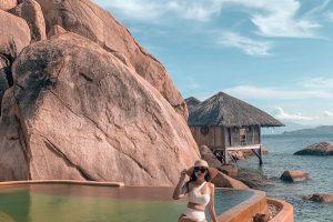 Những resort sang chảnh trên vịnh Ninh Vân thu hút giới trẻ check-in