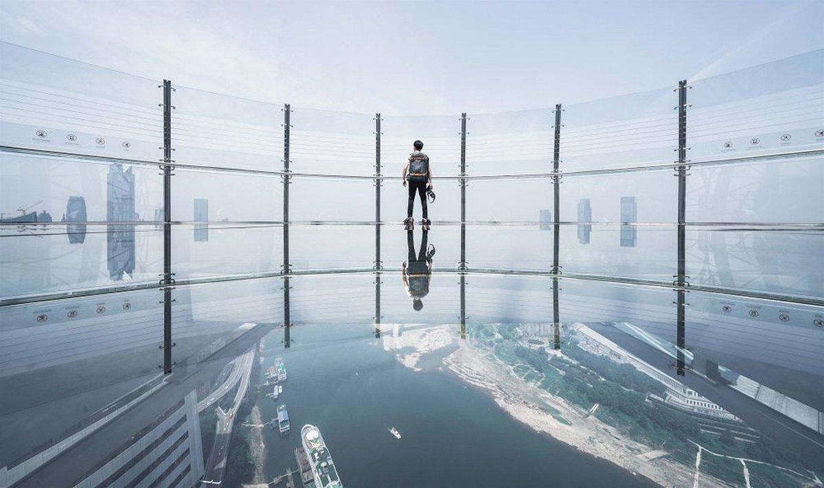 Tòa nhà nằm ngang cao nhất thế giới