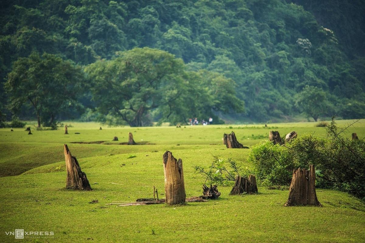 Trên thảo nguyên Lạng Sơn