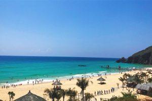 """Trải nghiệm """"Maldives thu nhỏ"""" ở Kỳ Co, Bình Định"""