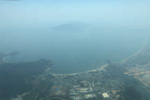Ngắm khung cảnh kỳ vỹ từ trên cao với đường bay mới Đà Nẵng – Huế