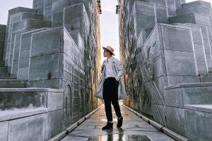 Ghé thăm tháp Nghinh Phong Phú Yên – Tọa độ sống ảo 'quốc dân' mới tại xứ Nẫu